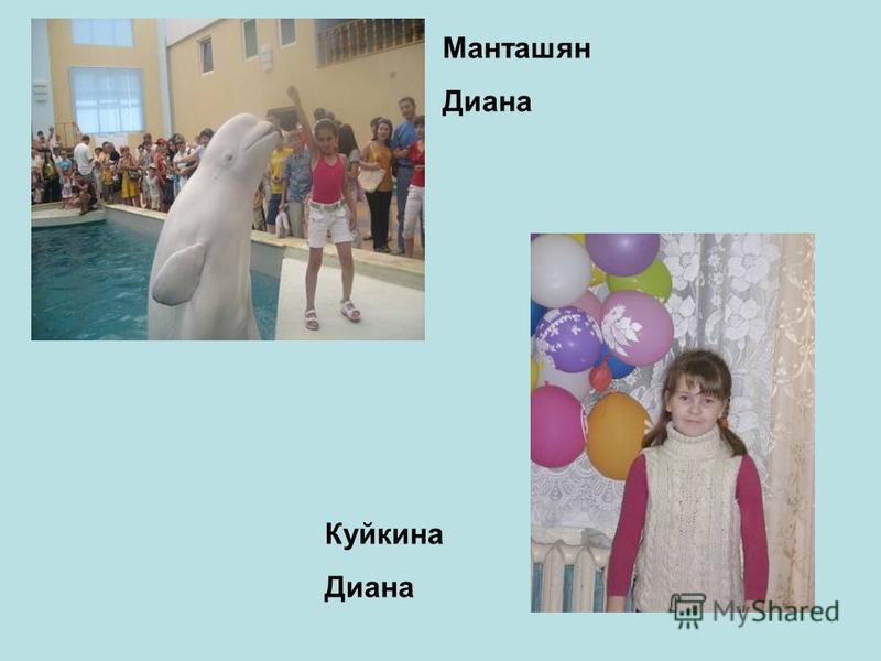 Манташян Диана Куйкина Диана