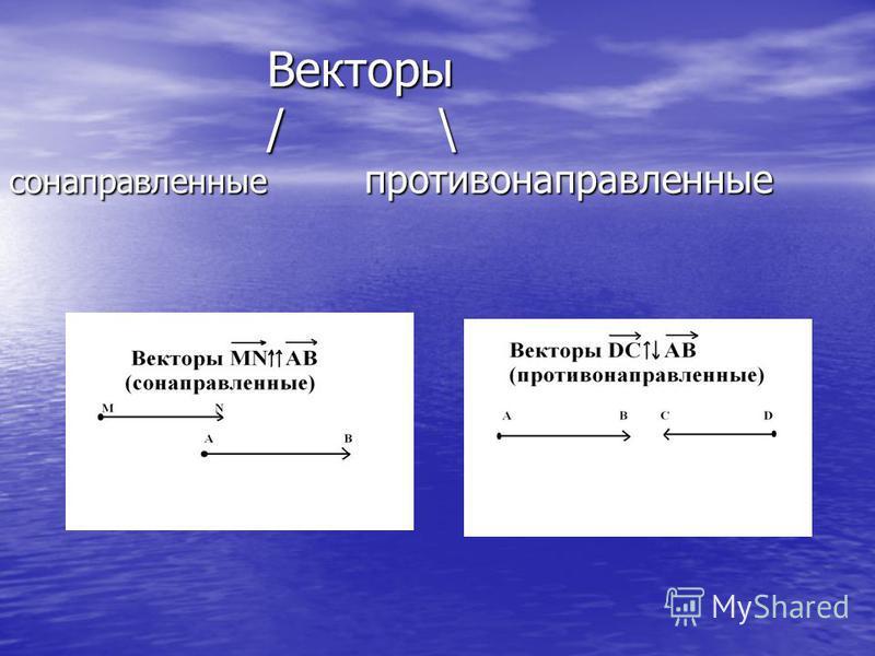 Длина вектора. Длина вектора- это длина отрезка изображающая этот вектор Длина нулевого вектора равна 0