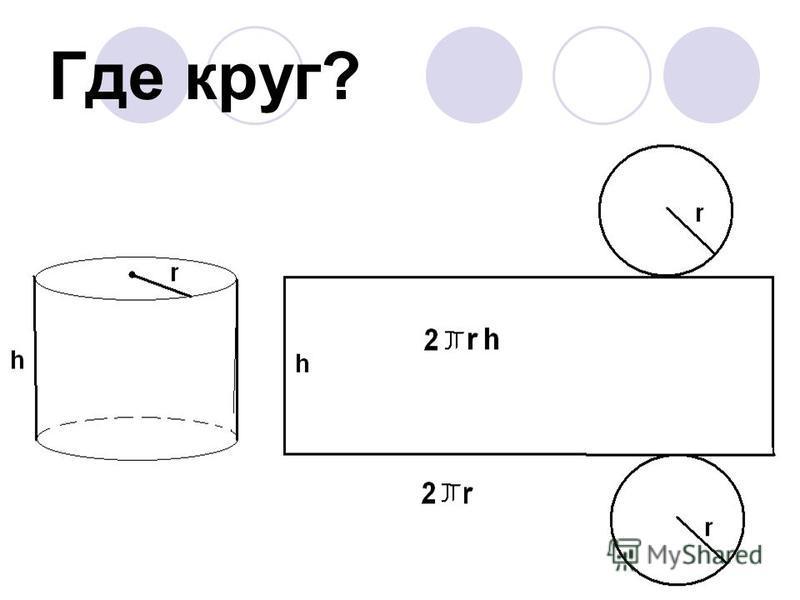 Где круг?