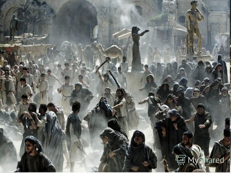 Ипатия была язычницей и ее популярность не устраивала руководителей христианской церкви. Архиепископ Кирилл задумал нанести смертельный удар учёной. По его приказу пятьсот фанатиков явились в Александрию и устроили на её улицах массовые беспорядки, в