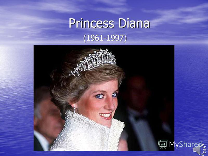 Princess Diana (1961-1997)