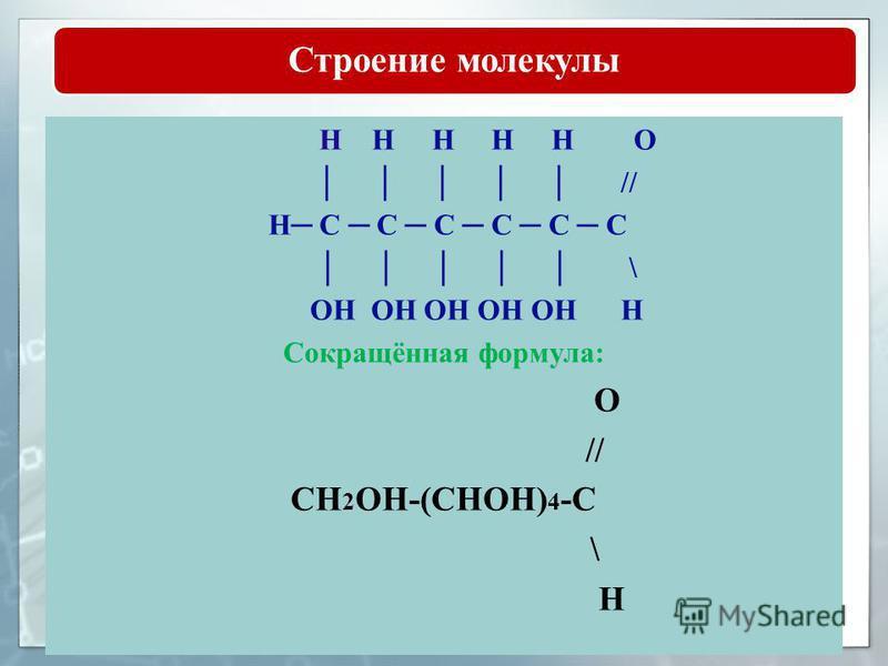 Реакции, подтверждающие строение глюкозы Реакция серебряного зеркала Реакция серебряного зеркала Взаимодействие с гидроксидом меди(II) Взаимодействие с гидроксидом меди(II)