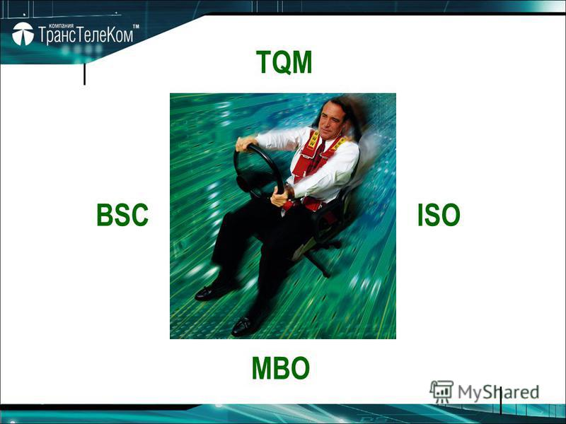 BSC TQM ISO MBO
