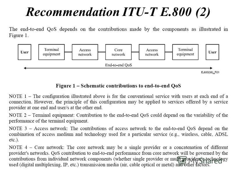 Recommendation ITU-T E.800 (2)