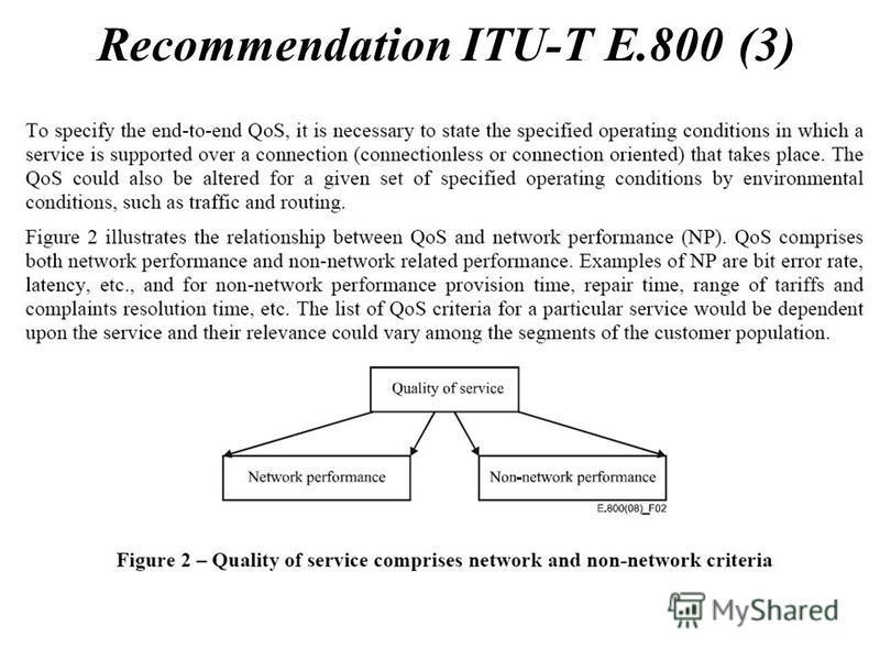 Recommendation ITU-T E.800 (3)
