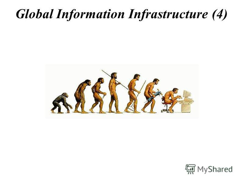 Global Information Infrastructure (4)