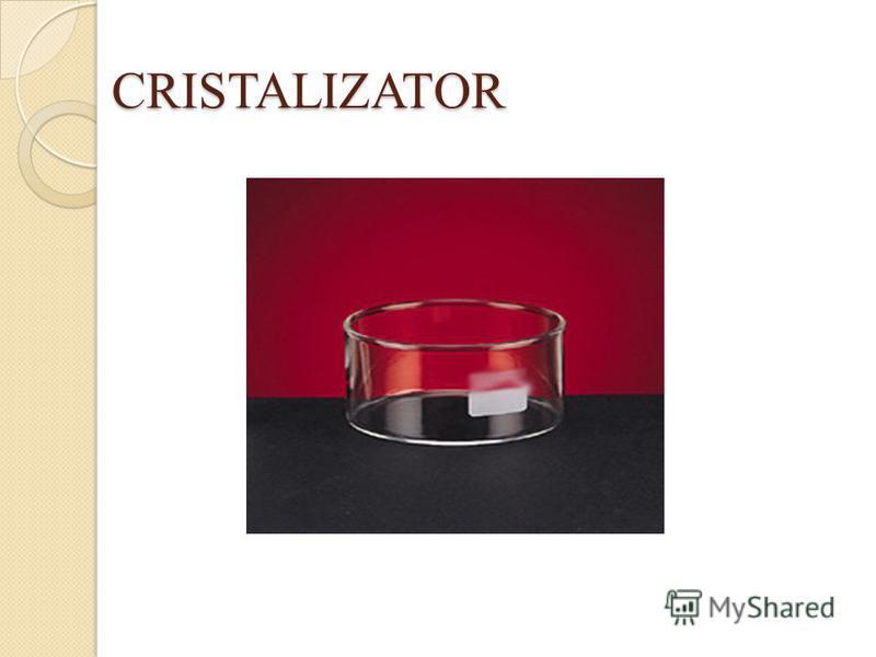 CRISTALIZATOR