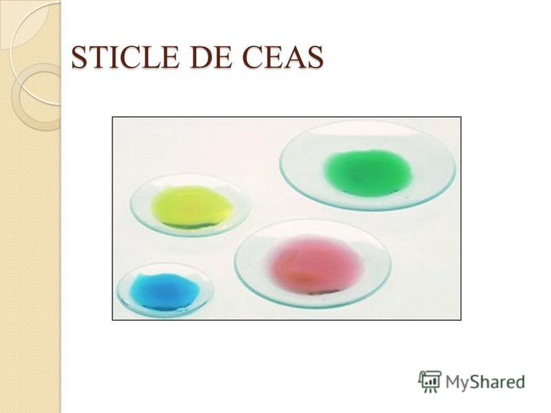STICLE DE CEAS
