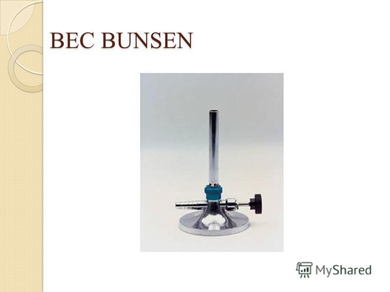 BEC BUNSEN