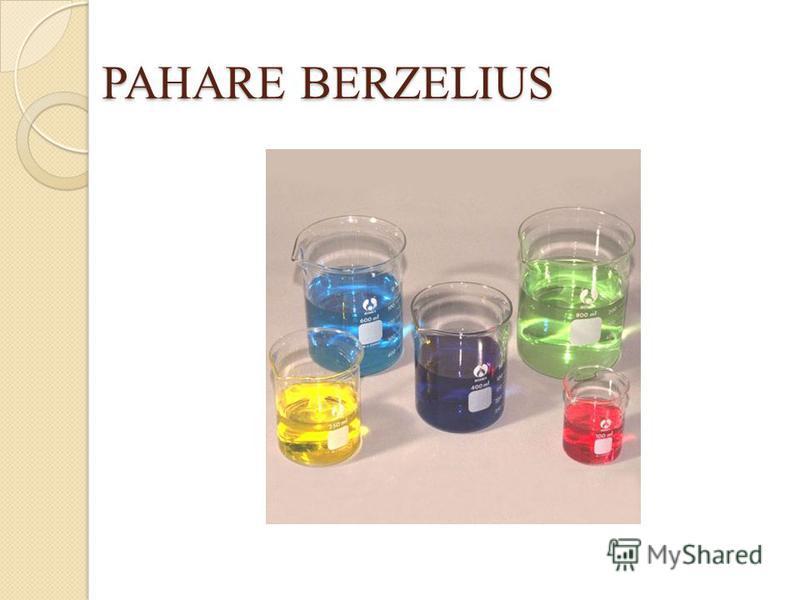 PAHARE BERZELIUS