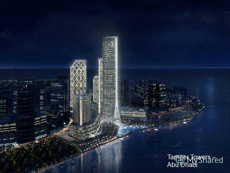 Tameer Towers – Abu Dhabi