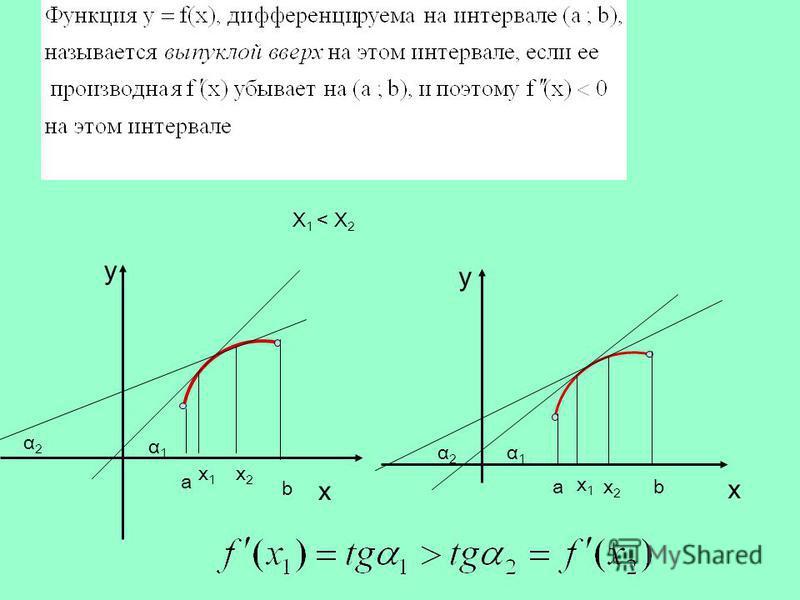 x y ba x1x1 x2x2 x y a b x1x1 x2x2 α1α1 α2α2 α1α1 α2α2 X 1 < X 2
