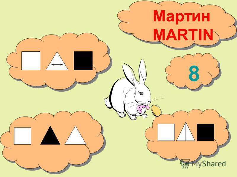 ТОМАС 8 Мартин MARTIN
