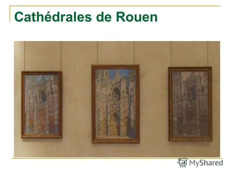 Cathédrales de Rouen