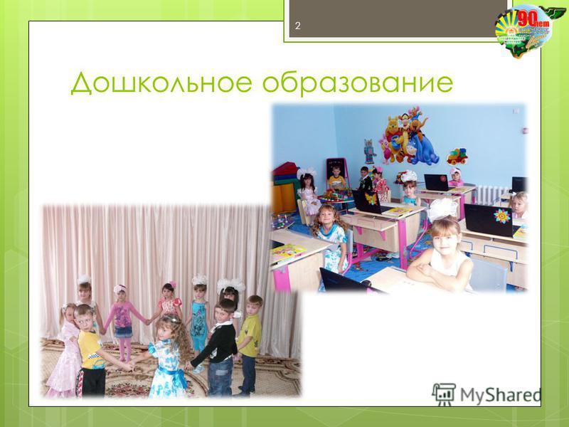 Дошкольное образование 2