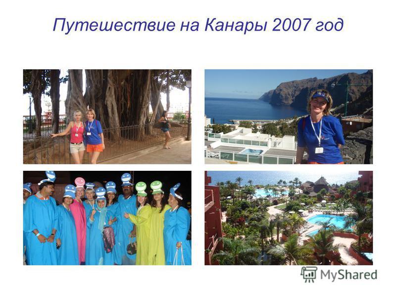 Путешествие на Канары 2007 год