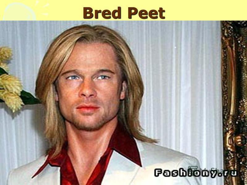Bred Peet