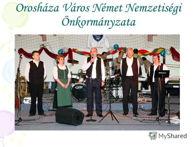 Orosháza Város Német Nemzetiségi Önkormányzata