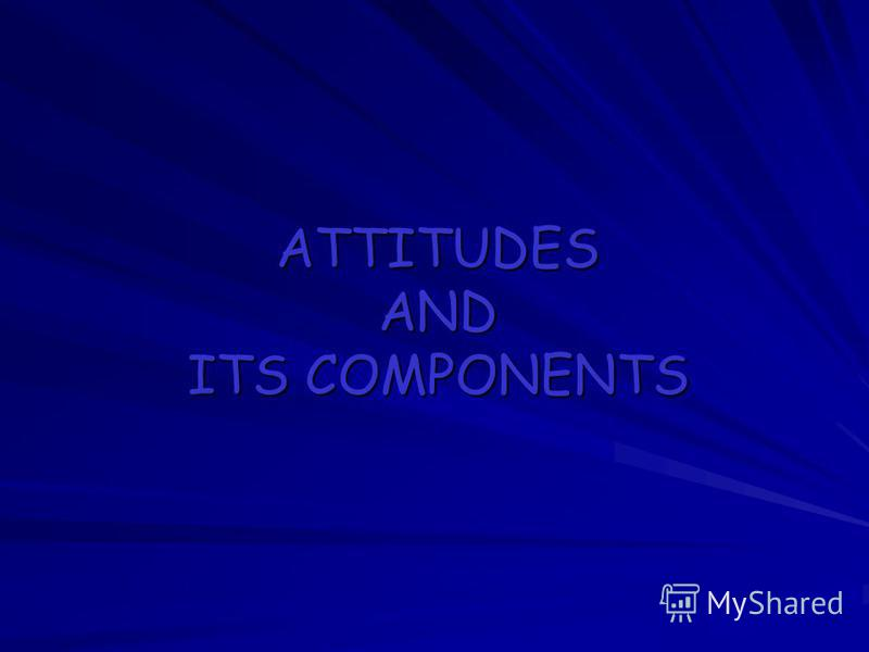 determining attitudes A business owner looks at an employee's behavior to determine his ultimate  productivity and contributions to the business in many cases, a.