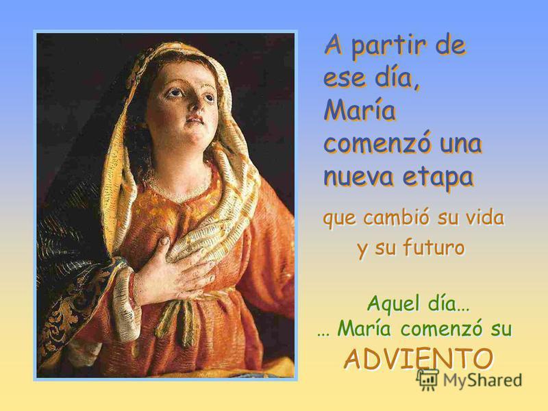 Todo empezó con el ángel, el mensajero de la Buena Noticia Todo empezó con el ángel, el mensajero de la Buena Noticia