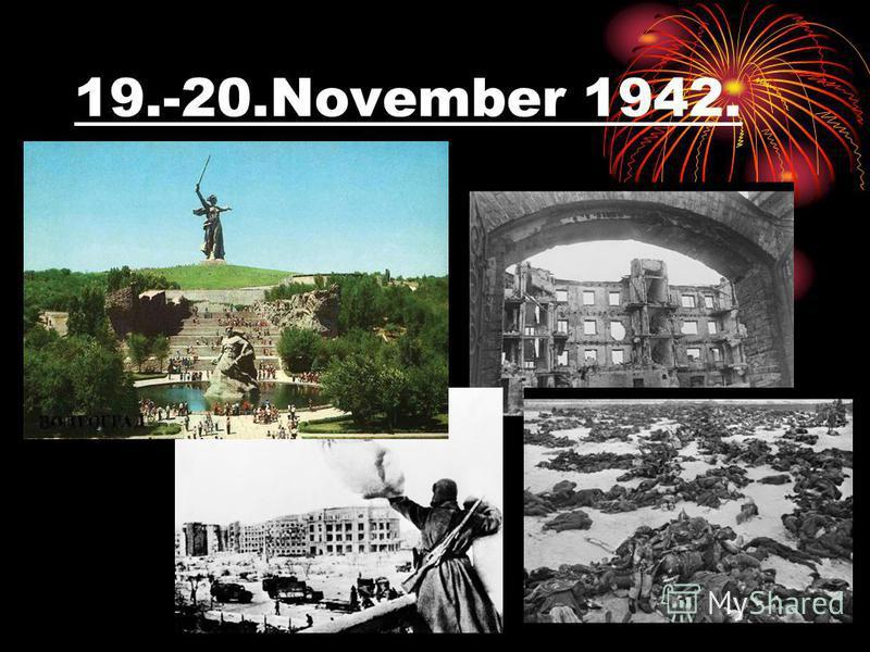 19.-20. November 1942.