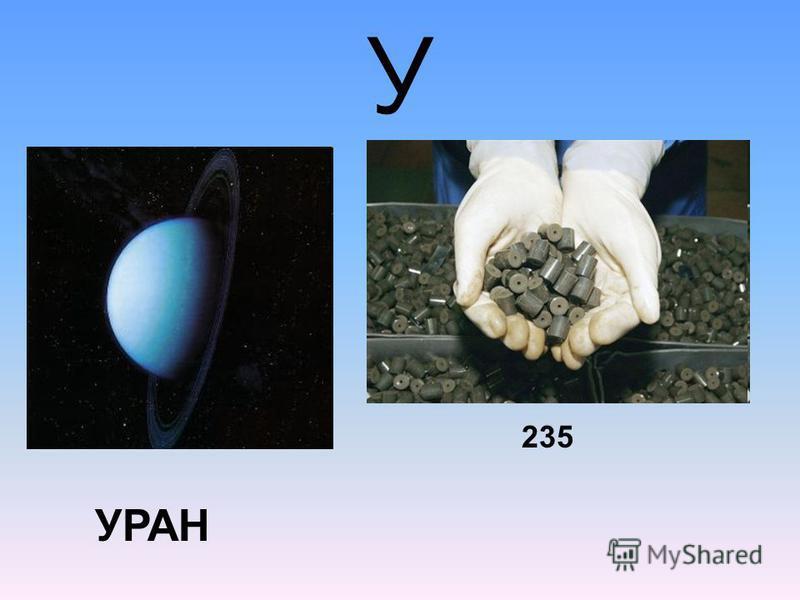 У 235 УРАН