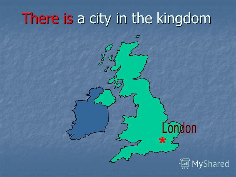 There is a city in the kingdom