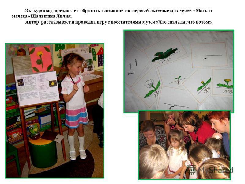 Посетители музея «РЕГИОН-70»