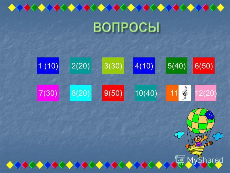 В игре участвует команда из 5-6 человек Игра идет до 6 очков На обсуждение одного вопроса дается минута. Если ответ досрочный, капитан команды заявляет об этом поднятием флажка сразу после заданного вопроса. Команда получает дополнительную минуту на