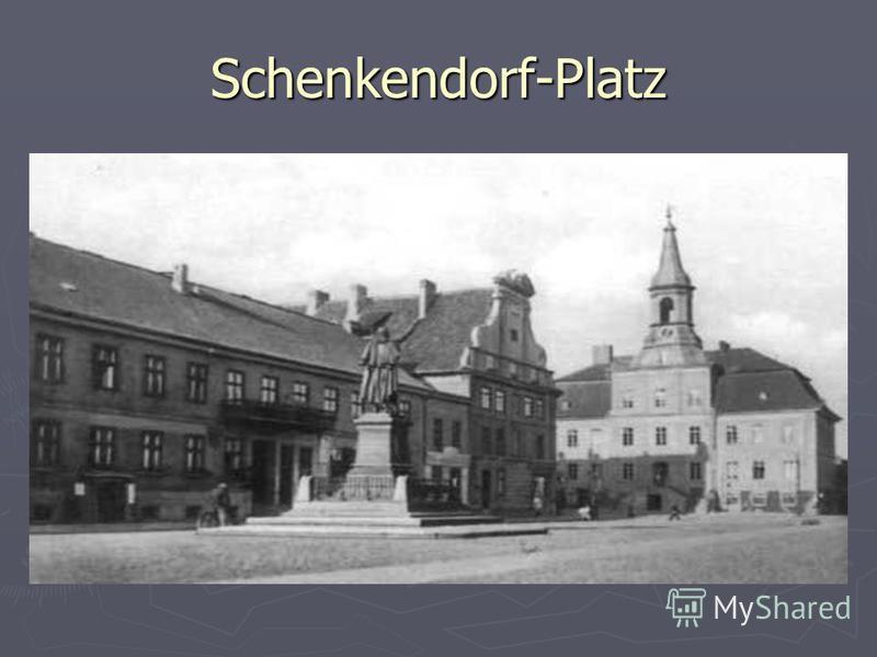 Schenkendorf-Platz