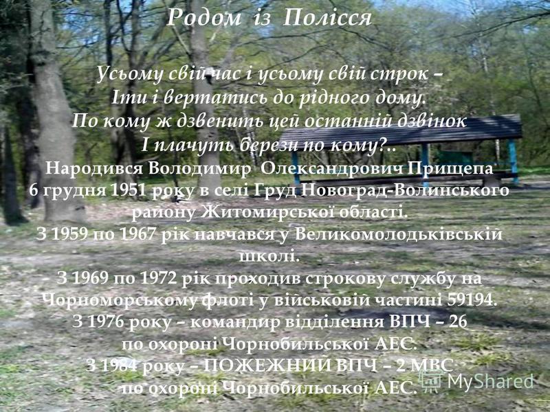 Володимир Олександрович Прищепа