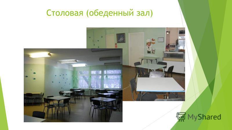 Столовая (обеденный зал)