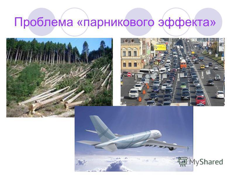 Проблема «парникового эффекта»