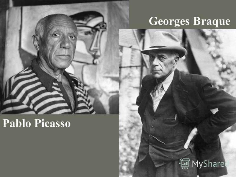 Pablo Picasso Georges Braque