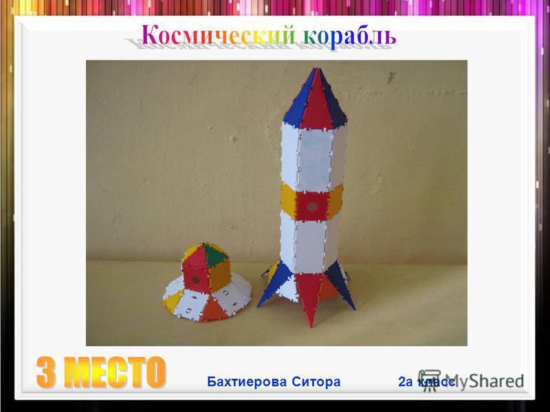 Бахтиерова Ситора 2а класс