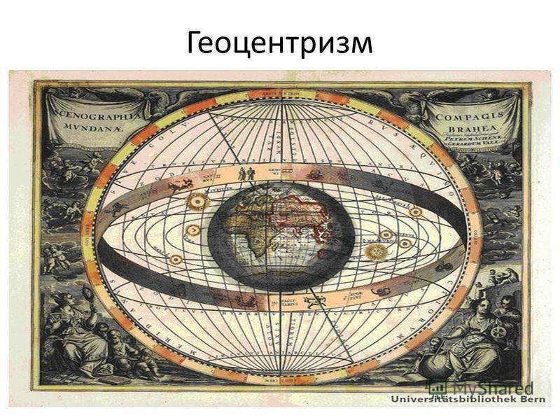 Геоцентризм