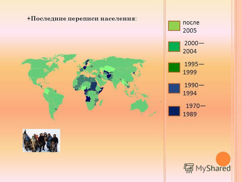 +Последние переписи населения : после 2005 2000 2004 1995 1999 1990 1994 1970 1989