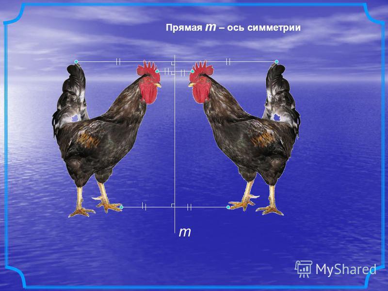О т. О – центр симметрии