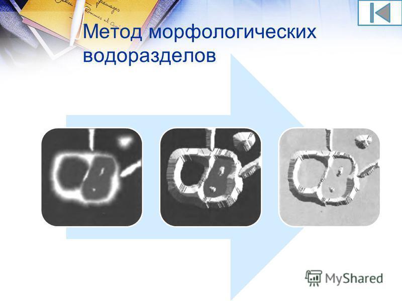 Метод морфологических водоразделов