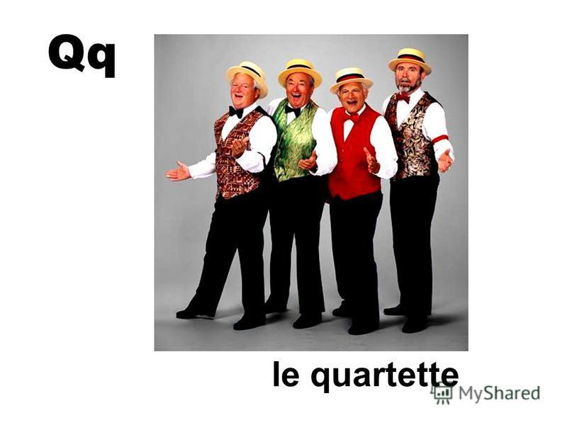 Qq le quartette