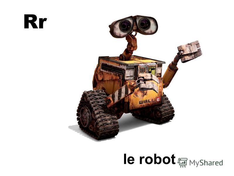 Rr le robot