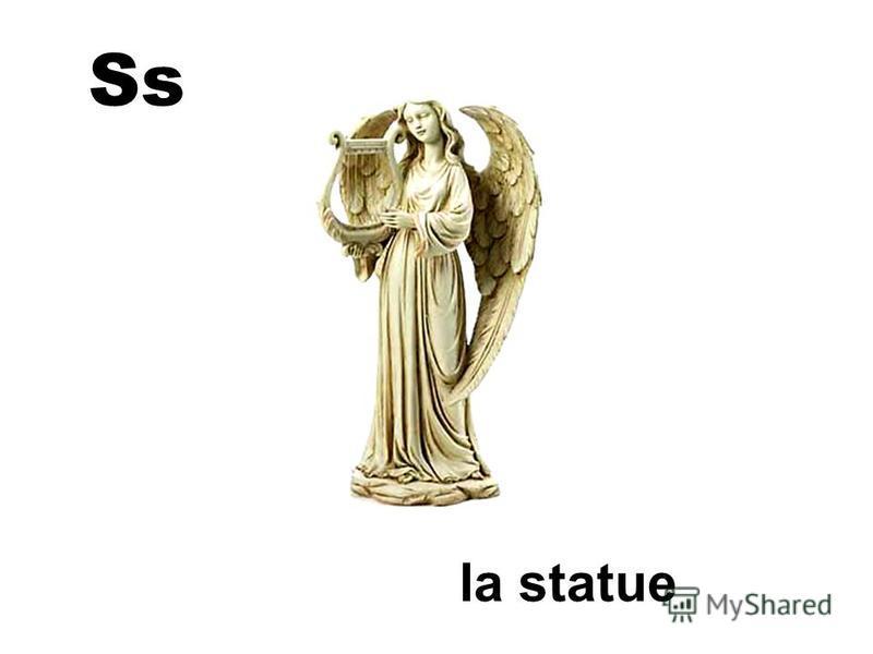 Ss la statue