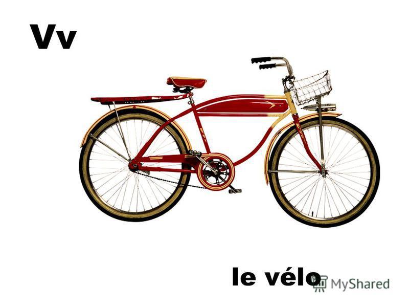 Vv le vélo