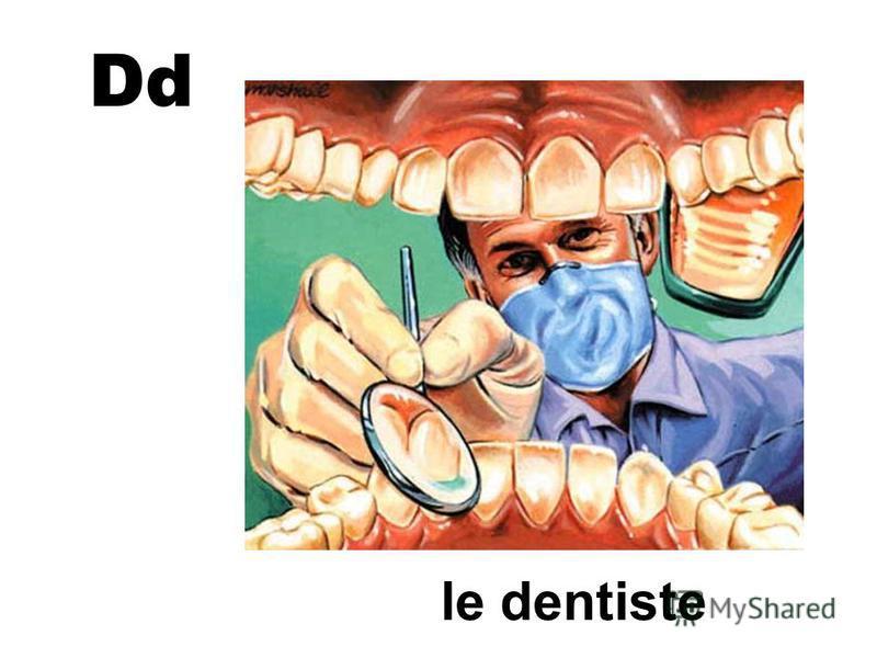 Dd le dentiste