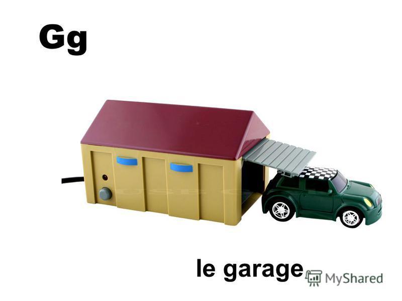 Gg le garage