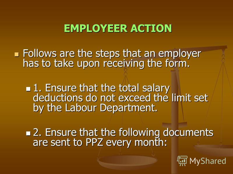 what are the steps an employer The step m language for all general government agreements and the higher education community college coalition agreements is as follows: all employees will progress to step m six (6) years after being assigned to step l in their permanent salary range.