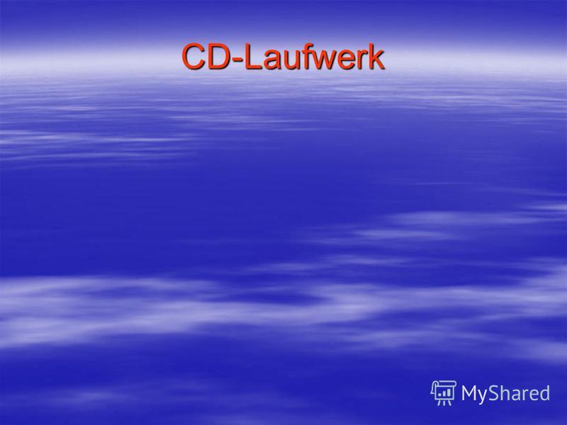 CD-Laufwerk