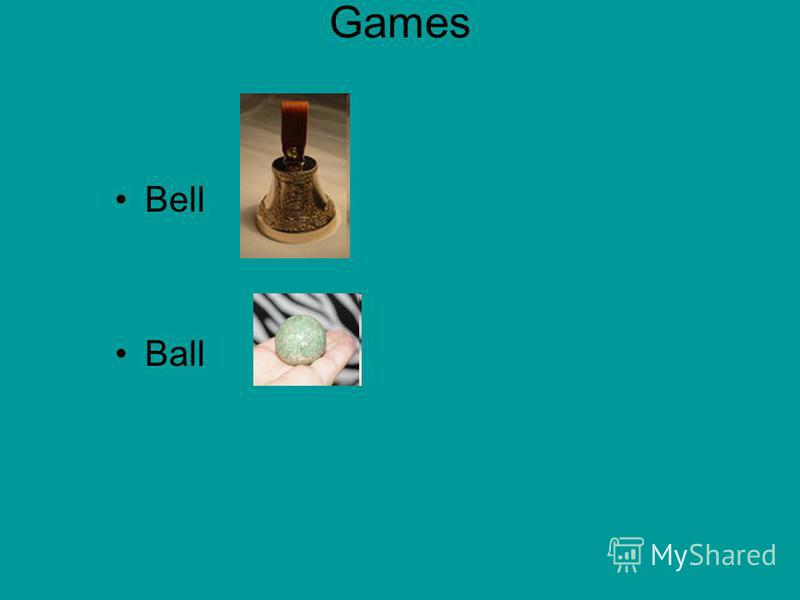 Games Bell Ball
