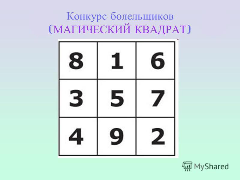 2. Танграм ( ответ )