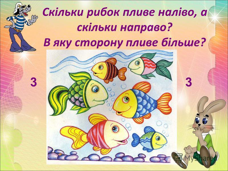 7 Скільки каченят пливуть з мамою – качкою?